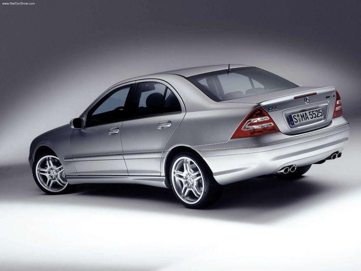 2004 Mercedes-Benz C55 AMG