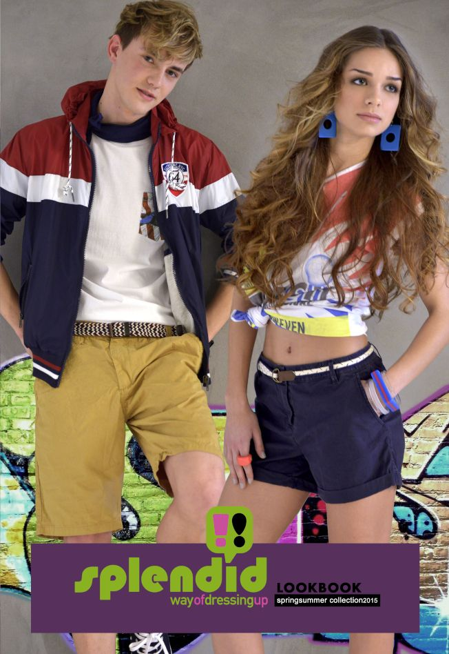 Splendid Spring Summer Lookbook 2015 www.biston.gr