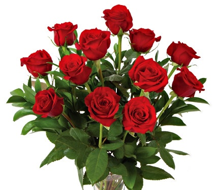NEW! The Unforgettable Red Rose Bouquet - White Flower Farm
