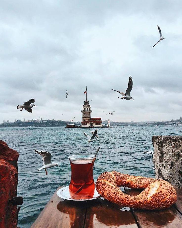 Maiden Tower at Bosphorus, Istanbul