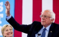 """Sen. Bernie Sanders (I-Vt.) on Saturday hailed the women's march in Washington, D.C., on Saturday while stating that President Trump """"made a big mistake"""" by """"trying to divide"""" Americans. While tweeting a picture of a sizable crowd that came out in support of the cause, Sanders said that Trump's attempt at divisiveness """"actually brought us …"""