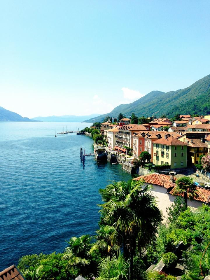Lago maggiore; Italy is just so beautiful (molto bene