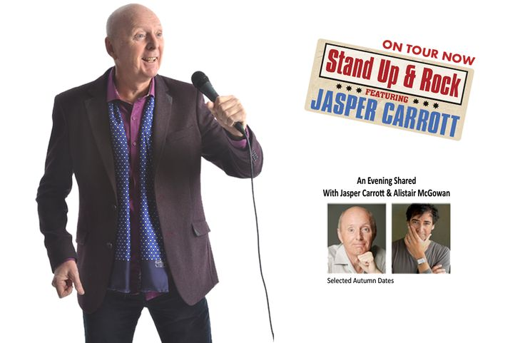 Jasper Carrott Official website