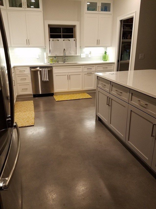 Affordable, Easy to Clean and Maintain Basement Remodel with Direct Colors Acid Stain Colors and Concrete Sealers. Great How to and Tech Advice for your Next DIY Project.