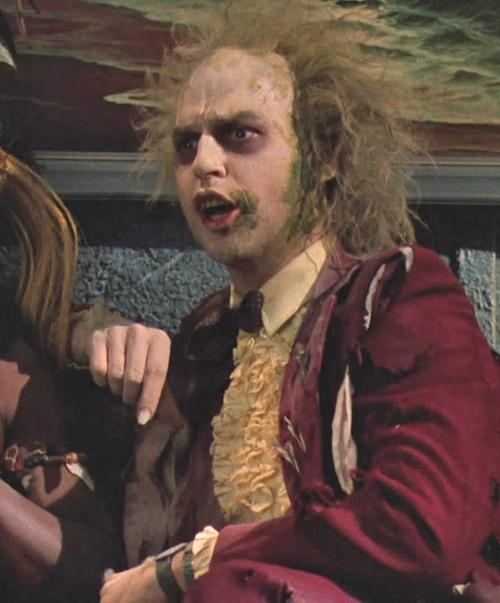 Michael Keaton Beetlejuice 1988