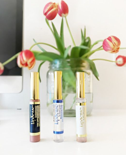 an honest lipsense review by someone who doesn't sell it!  lipsense starter collection image