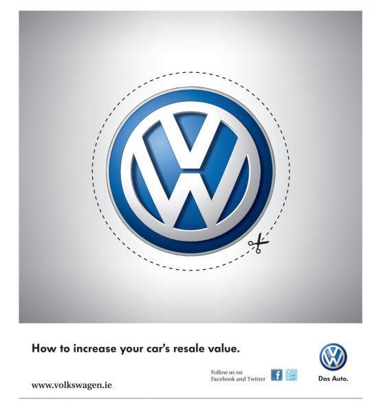 Volkswagen: Resale Value