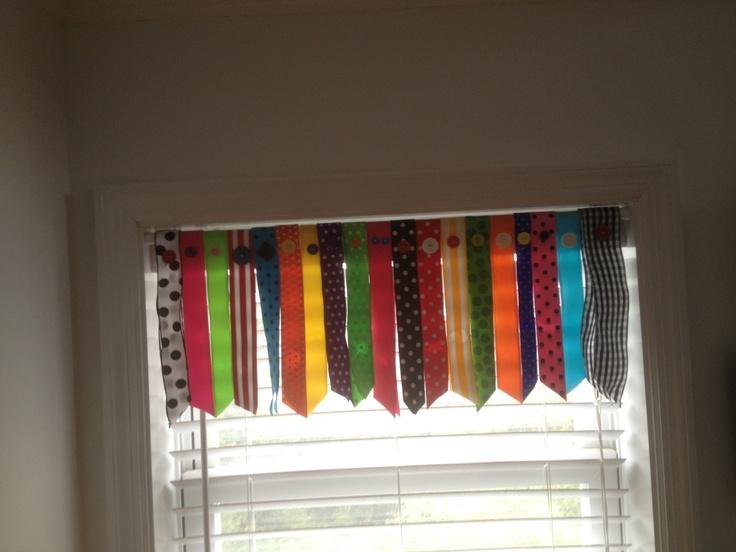 Easy And Fun Window Treatment! Dorm RoomBeach ... Part 54