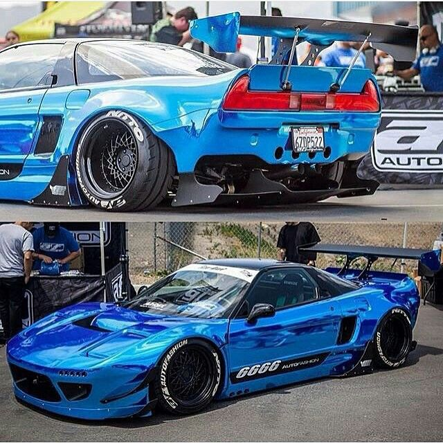 The Rocket Bunny Is Another Car Company That Takes My Love To Come That Car  Is