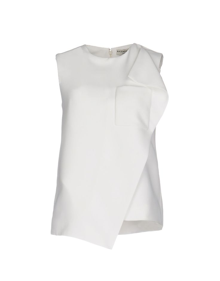 Balenciaga Топ Без Рукавов Для Женщин - Топы Без Рукавов Balenciaga на YOOX - 37970542LF