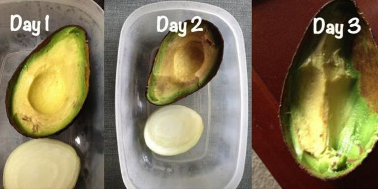 Never Have A Brown Avocado Again And 16 Other Easy Tricks To Keep Food Fresh