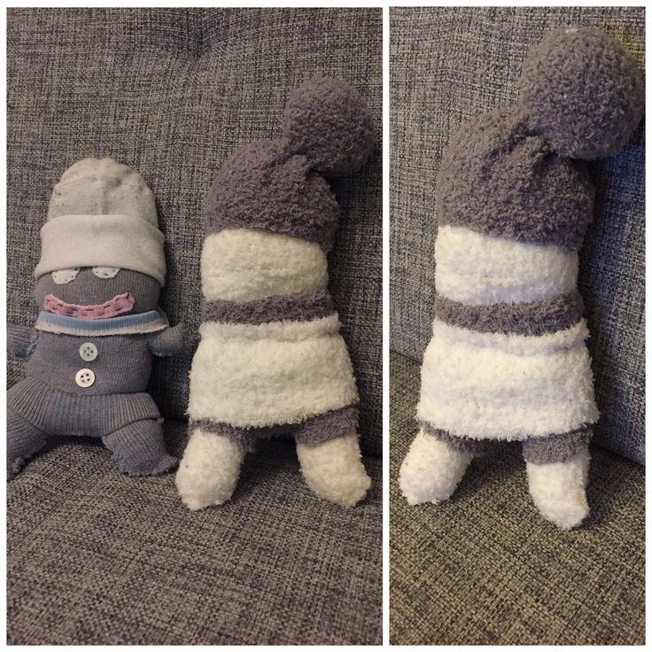 Puppen aus Socken