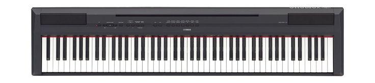 Yamaha P115 88 Key Digital Piano  Black Intermediate