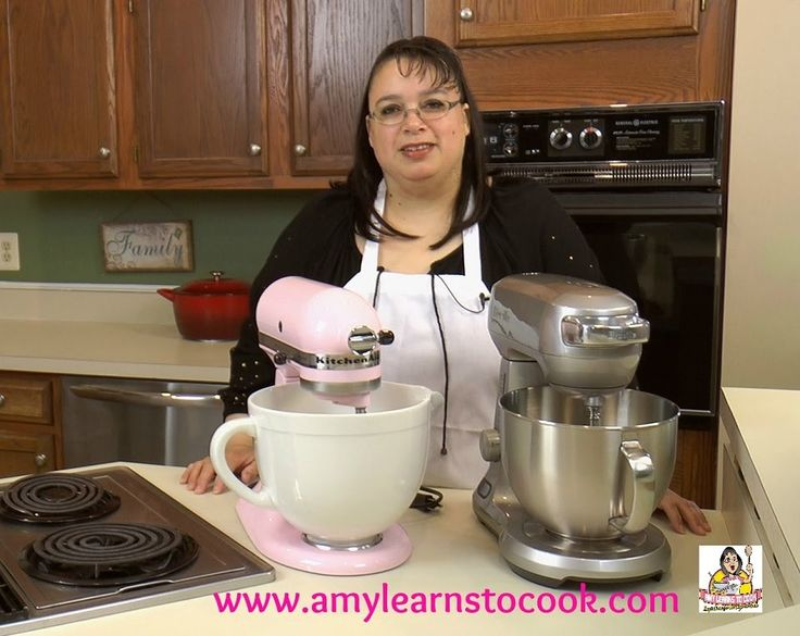 Amys stand mixer challenge part ii kitchenaid artisan 5