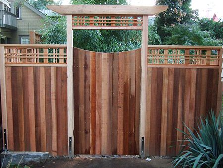 Japanese Garden Fence Design picture of 18 japanese garden fence design which would be proper for home gardening Find This Pin And More On Fence Ideas