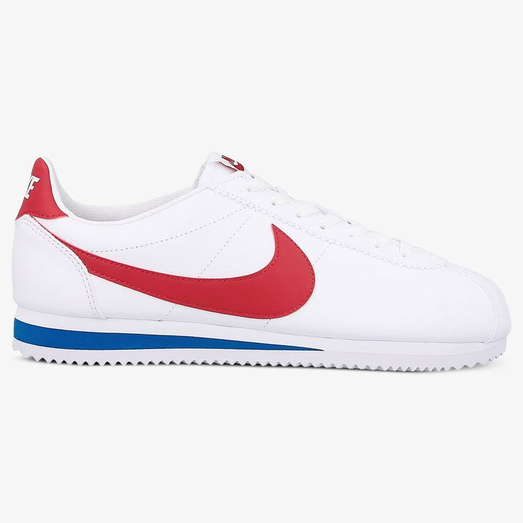 Nike Classic Cortez Leather Forrest Gump 749571-154 #Nike #AthleticSneakers
