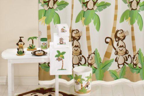 1000 ideas about monkey bathroom on pinterest jungle for Monkey bathroom ideas