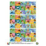 Free Diego Printable Task Calendar by Nick Jr. | Potty Training Concepts