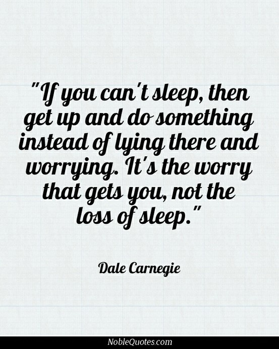 And if you can't fix it at night, stop worrying and get some sleep. At least that's what I try ;) #truestory