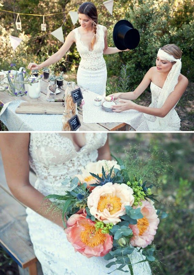 SHABBY AND CHIC VINTAGE FRENCH RUSTIC WEDDING DECOR - Google Search