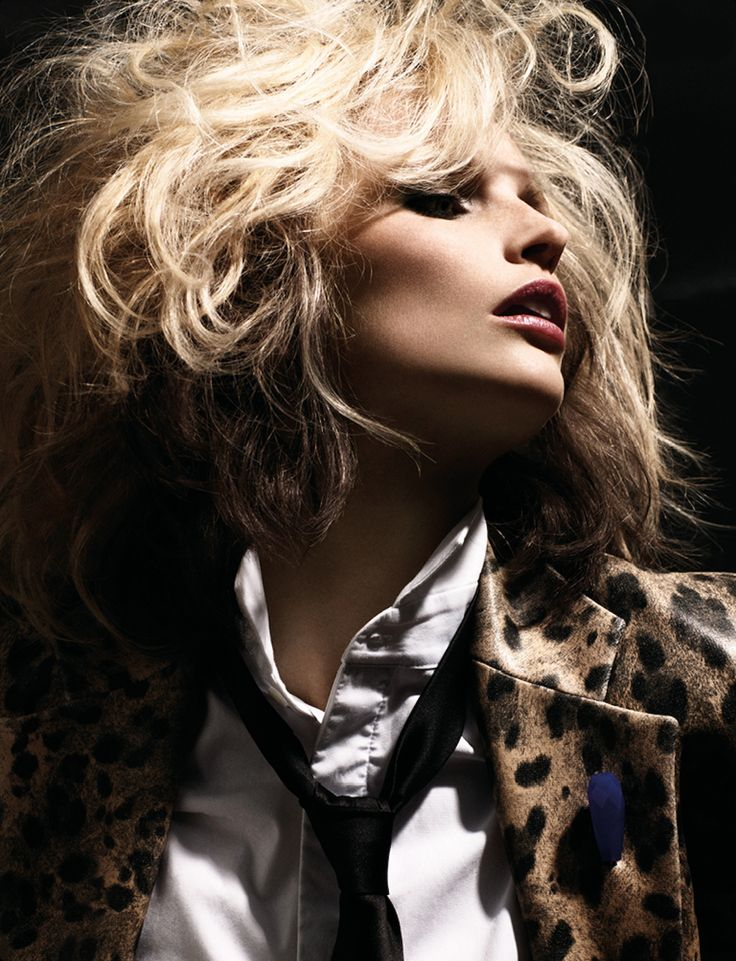 call me blondie: katrin thormann by takay for velvet october 2012