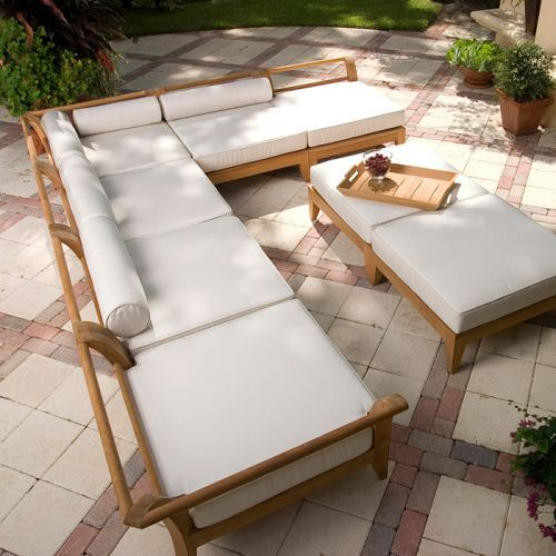 17 Best Images About Teak Deep Seating On Pinterest