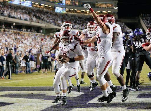 Arkansas Football - Razorbacks Photos - ESPN