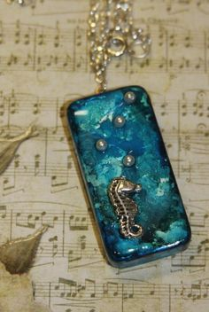 Domino Jewelry on Pinterest | Domino Art, Alcohol Inks and ...