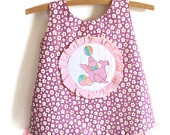 Pretty in Pink - Featuring Eco Friendly Baby Sundress by BananaOrangeApple