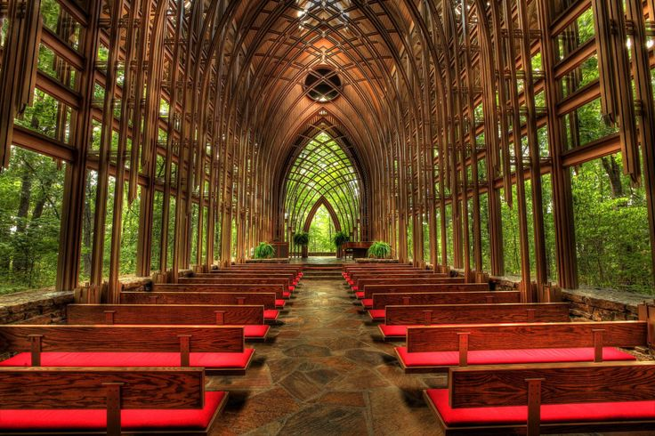 Enchanting Chapels to Tie the Knot
