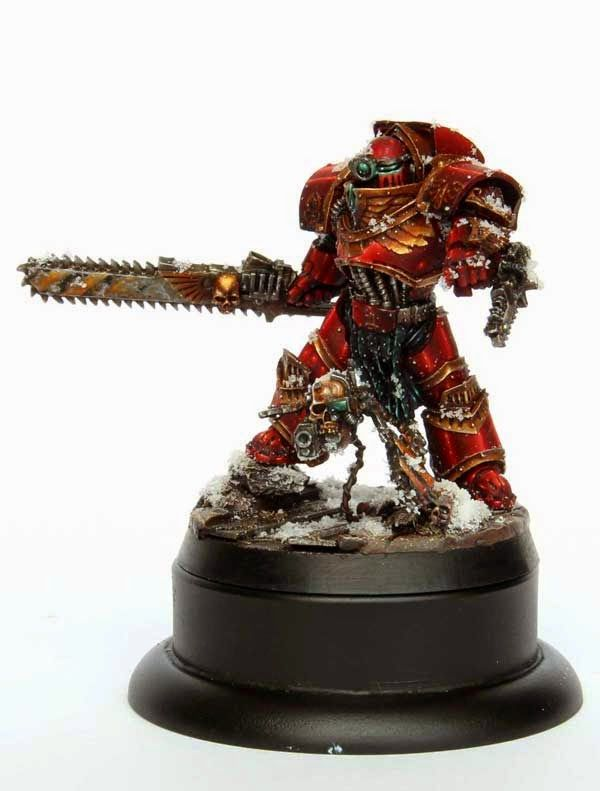 What's On Your Table: Pre-Heresy Blood Angel Praetor - Faeit 212: Warhammer 40k News and Rumors
