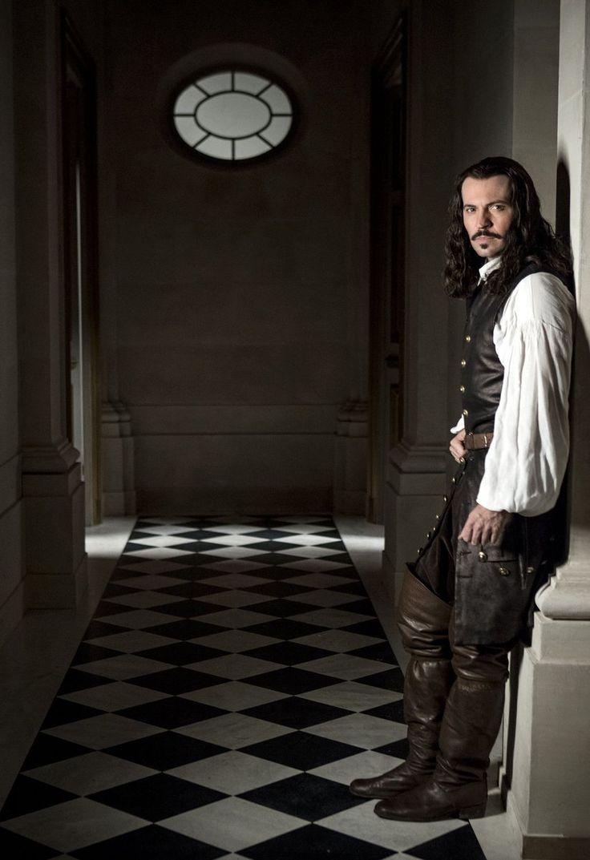 Fabien Marchal in Versailles season 2
