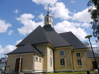 Lappeenranta nähtävyydet Lappeen kirkko