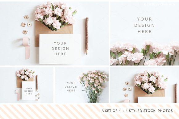 Styled Stock Photography Pack - 27 by Citrus and Cinnamon on @creativemarket