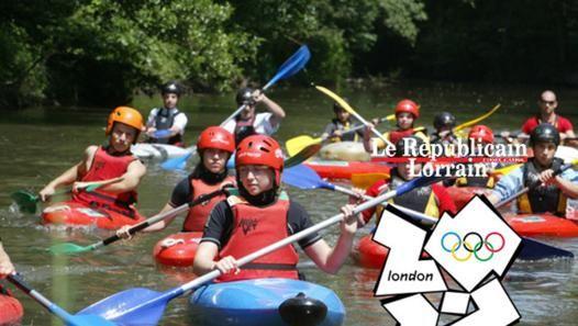 ▶ Jeux Olympiques : le canoë-kayak, de Londres à Metz - Vidéo Dailymotion