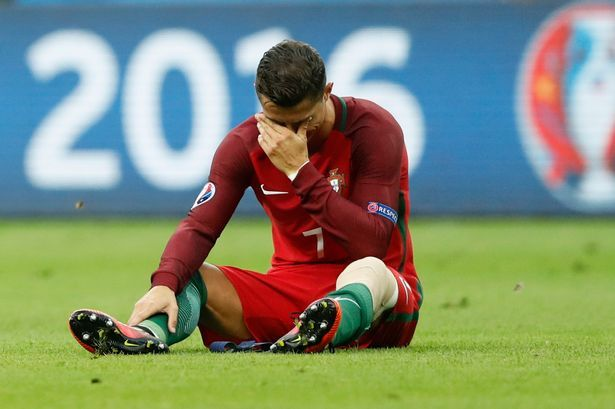 Portugal 1-0 France: Eder steps off bench to fire Euro 2016 final ...