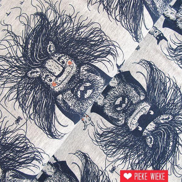 Organsiche tricot, van een mooie kwaliteit met het GOTS label.