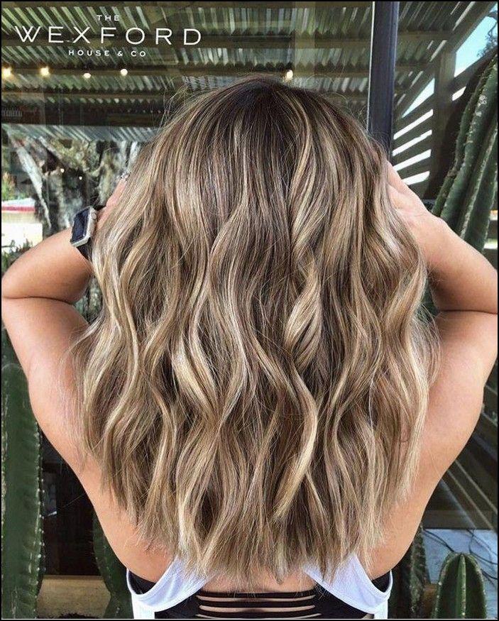 87+ wunderschöne balayage haarfarbe ideen beste balayage highlights seite 23 #B … – Frisuren