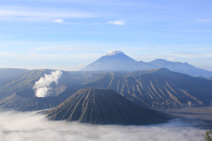 Mount Bromo - Malang, East Java, Indonesia