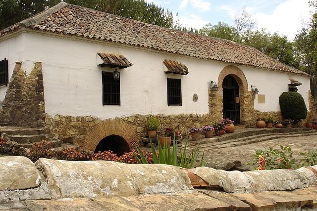 Museo Arqueológico, Villa de Leyva (Boyacá),