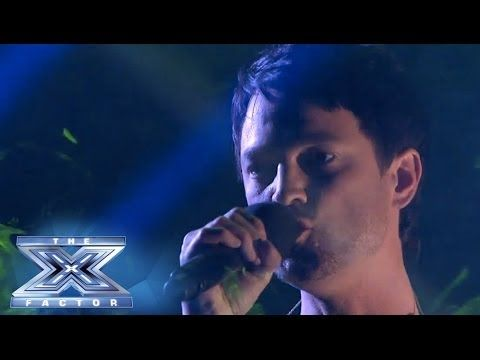 """Top 3: Jeff Gutt Performs """"Dream On"""" - THE X FACTOR USA 2013"""