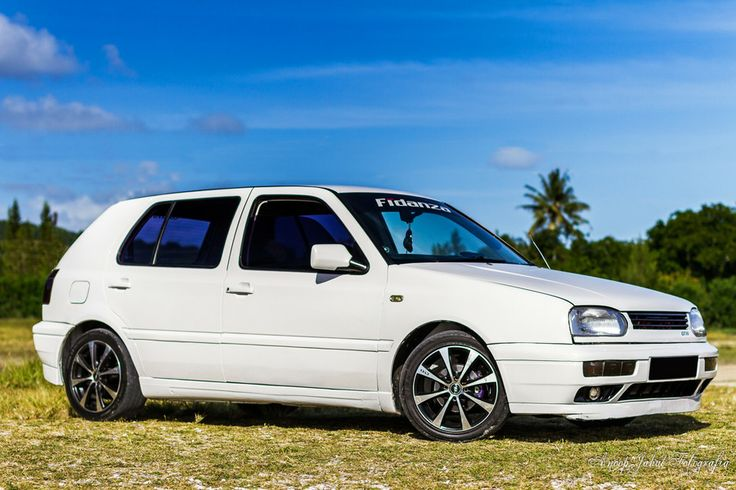 Volkswagen Golf 3 GT by Anoop Jahul on 500px