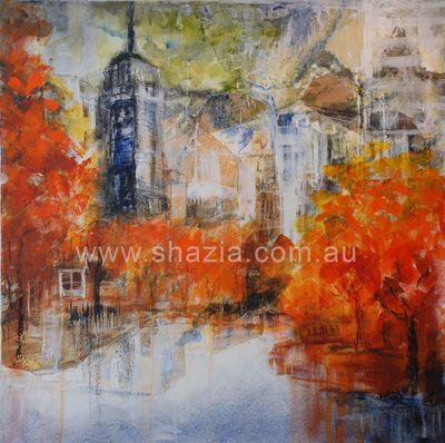 Shazia Imran on AAD Gallery