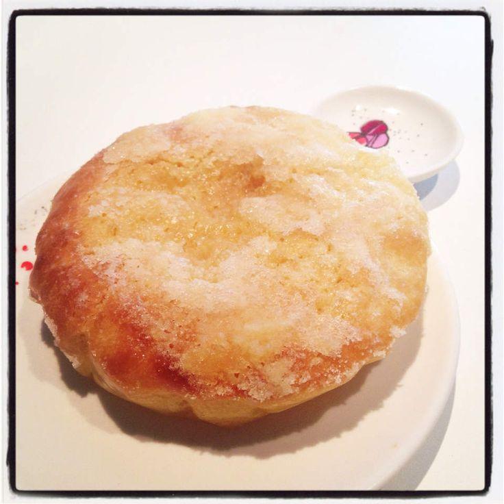 Ma tarte briochée au sucre... Un gâteau délicieux et facile ! - Le blog de cuisineetcitations-leblog
