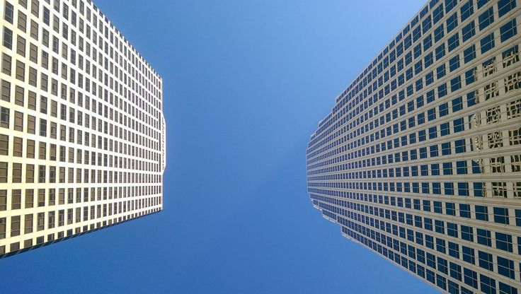I shot this image using worm eyes view this angle makes