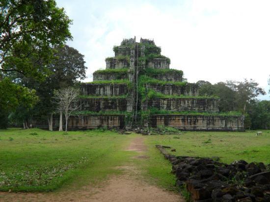 Photo of Koh Ker Temple