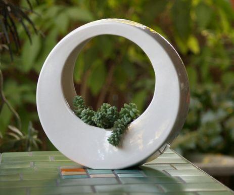 17 Best Images About Gainey Ceramics Planters On Pinterest