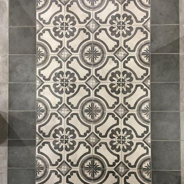 73 best terra collection cement hexagonal tiles images. Black Bedroom Furniture Sets. Home Design Ideas