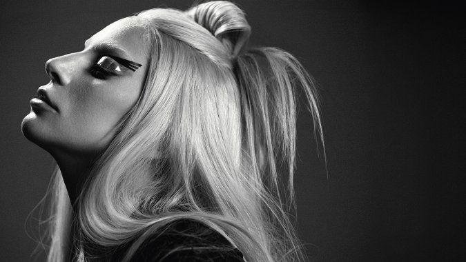 Lady Gaga photographed on Nov. 21, 2015 at Pier 59 Studios in New York City. Great article.