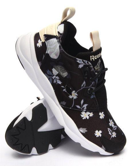 timeless design 1bfa5 132e5 ... Reebok - Furylite Roses Sneakers ...
